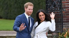 It's official! Royal wedding date announced