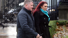 Britain First's Fransen released on bail in Belfast