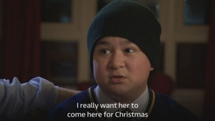 Family face Christmas without mum after visa application refused