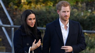 Prince Harry and Meghan Markle will marry on May 19 next year.
