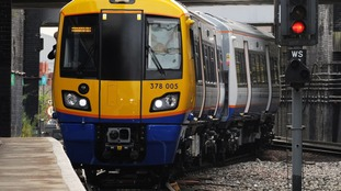 London Overground night services are due to commence.