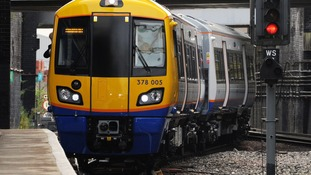 Night services on London Overground begin