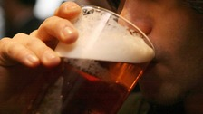 The North East urged to have a drink-free January