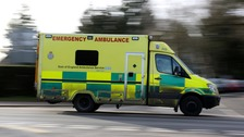 Black Friday ambulance crews prepare for busy night