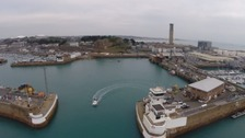 A chance to see the inner workings of Jersey's harbour