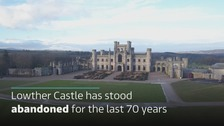 Lowther Castle wins award for restoration work