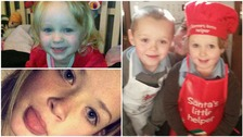 'Heartbroken' family pay tribute to four children killed in house fire