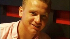 Corrie McKeague: Reward to find missing airman doubled to £100,000