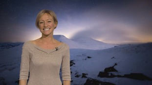 Wales Weather: Icy overnight!