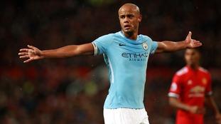 Premier League team news: Man City's Kompany out of Spurs clash