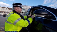 Jersey Police crack down on drink driving