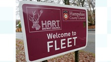 Hart in Hampshire named best place to live in UK