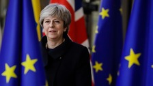 May set to avoid second Commons Brexit defeat