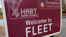 Hart in Hampshire is named best place to live in UK