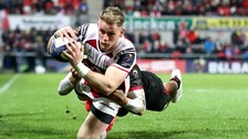 Free-scoring Ulster thump Quins to claim bonus point win