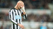 Newcastle players cancel Christmas party to focus on relegation scrap