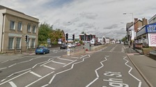 Man found fatally injured in high street