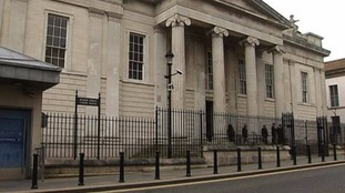 Man in court on explosive charge