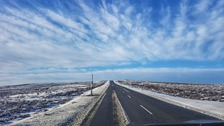 Road to Weardale