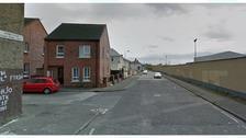 Men attacked in west Belfast burglary