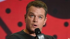 Matt Damon slammed over sexual misconduct comments