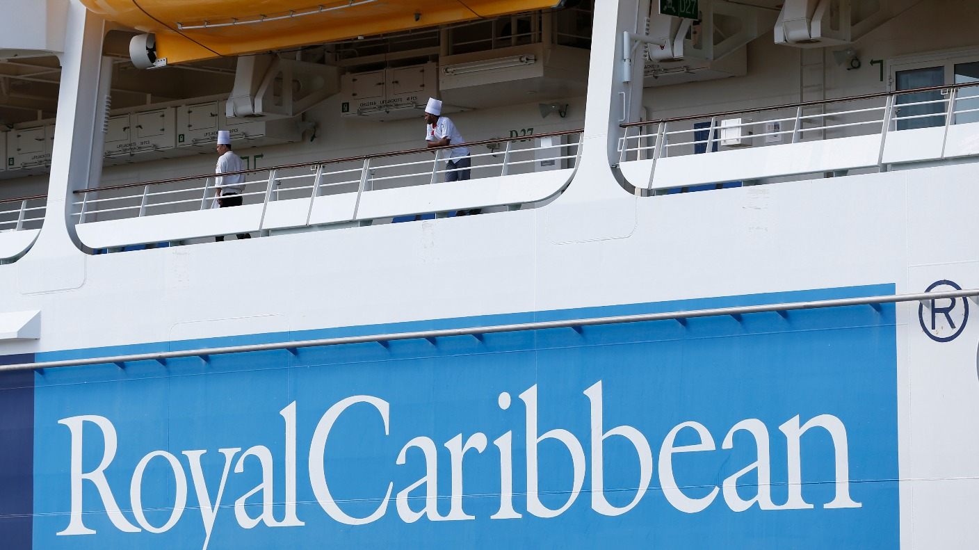 More Than 200 People Fell Sick Aboard Royal Caribbean