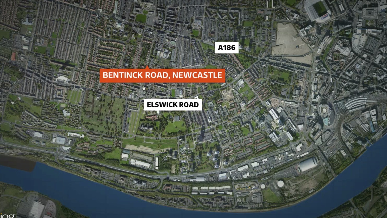 road closures newcastle - photo #25
