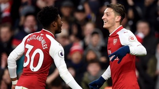 Premier League: Arsenal edge past Newcastle thanks to Ozil