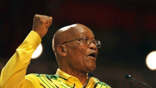 South Africa's ANC begins campaign to replace leader Jacob Zuma