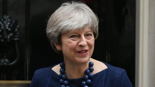 Theresa May vows her Brexit plans will not be 'derailed'