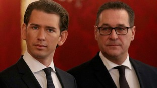 The new Austrian coalition will be led by 31-year-old Sebastian Kurz.