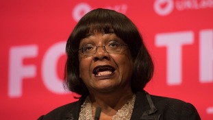 Labour's Diane Abbott warns public sector at risk if EU migration 'collapses' after Brexit