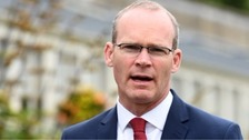 Coveney: 'Relationship with DUP needs to be repaired'