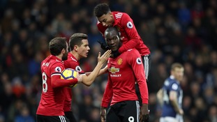 Premier League: Lukaku and Lingard sink plucky West Brom