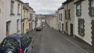 Violet St, Derry