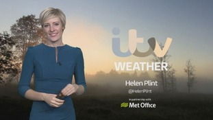 Wales weather: A chilly but sunny start to the day