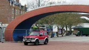 Chester-le-street's Civic Arch to be removed