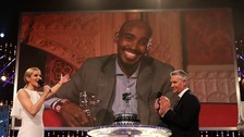 Sir Mo Farah named Sports Personality Of The Year