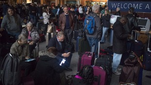 Atlanta International Airport power cut strands thousands in Xmas rush