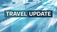 Travel: Serious accident closes M606/M62