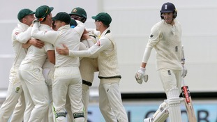 England have suffered defeats in Brisbane, Adelaide and Perth to surrender the Ashes.