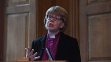 Former nurse appointed first female Bishop of London