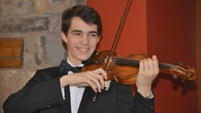 Cumbrian teenage violinist bags place on National Youth Orchestra