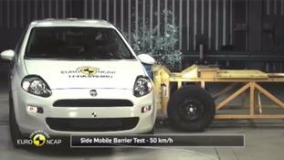 Fiat Punto named poorest performing car