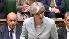 May insists UK can have a 'bespoke' Brexit trade deal