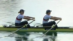GB World Cup rowers named