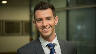 Chris Page - ITV Weather