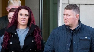 Britain First's Jayda Fransen and Paul Golding's Twitter accounts suspended