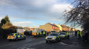 Bomb squad called in as police foil 'suspected Christmas terror plot'