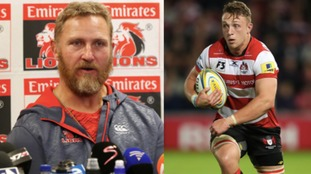 Gloucester Rugby says the altercation was not instigated by Johan Ackermann and Ruan Ackermann.